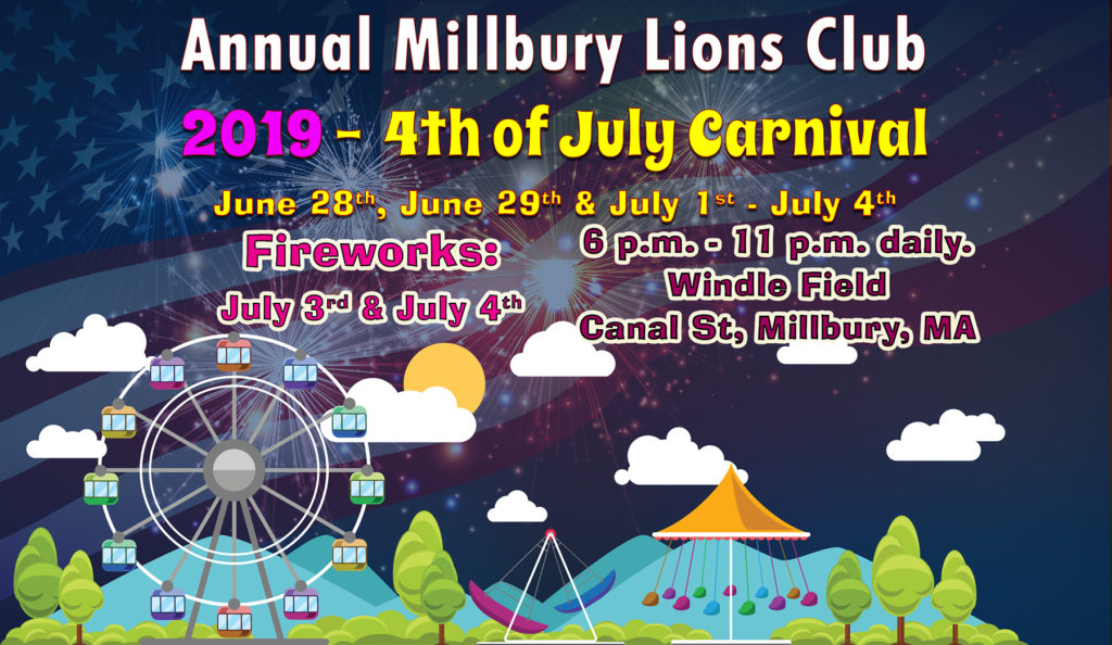 4th of July Carnival – Millbury Lion Foundation